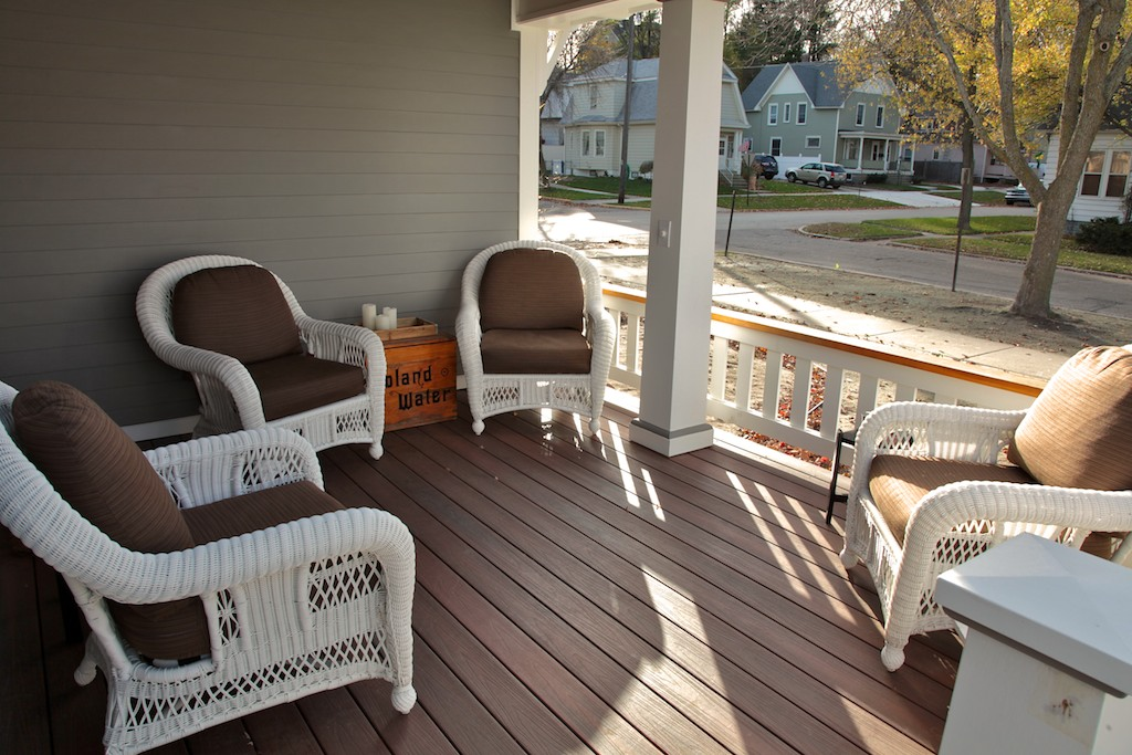 Grand Haven deck remodel