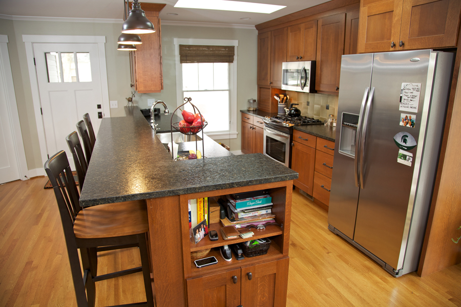 Galley kitchen renovation
